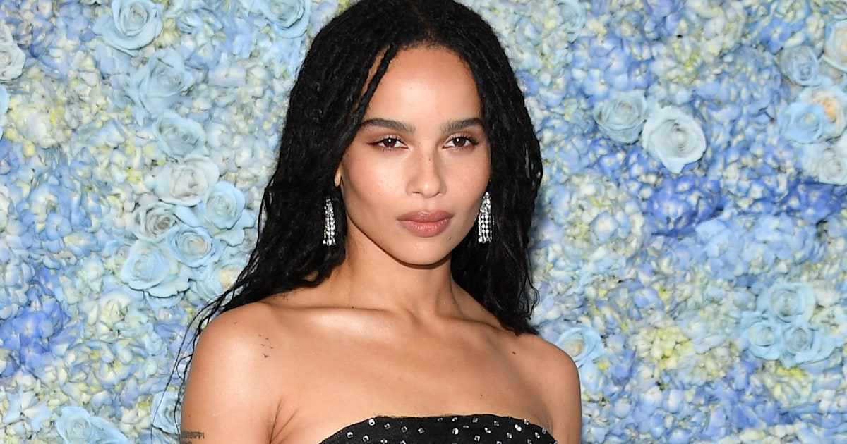 Zoë Kravitz calls out Hulu after 'High Fidelity' cancellation