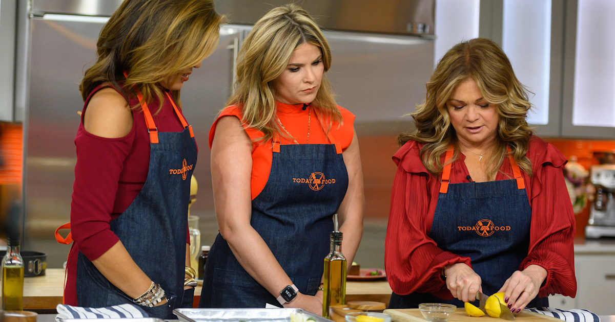 Valerie Bertinelli's favorite low-carb recipes for 7 healthy dinners