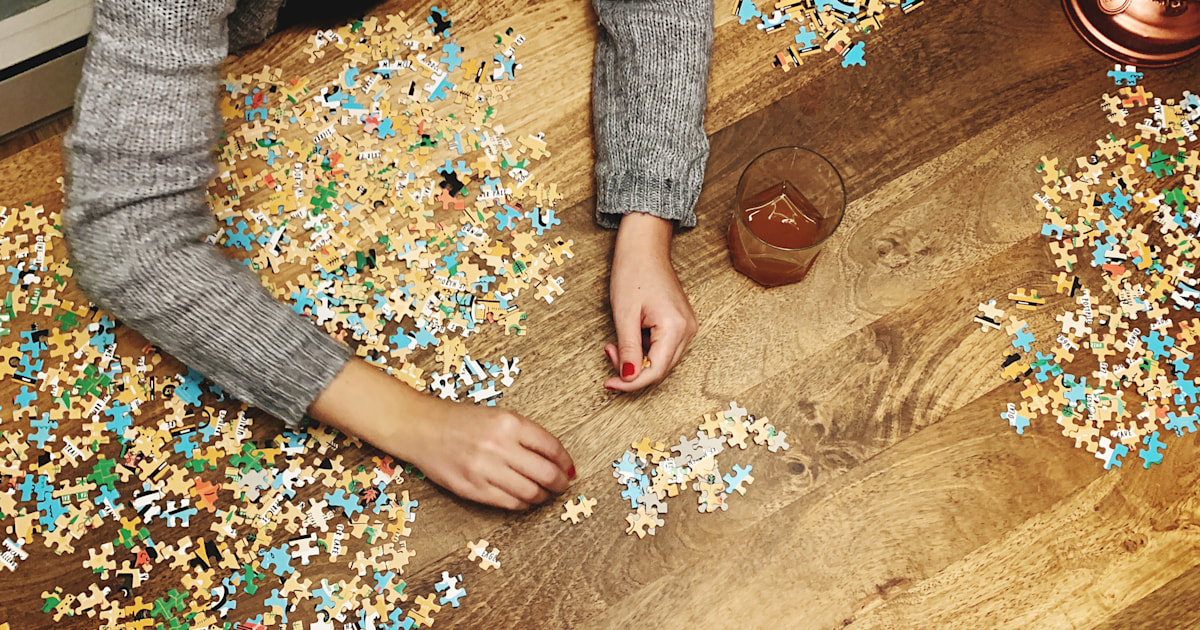 Stimulate your brain with any of these 14 adult puzzles