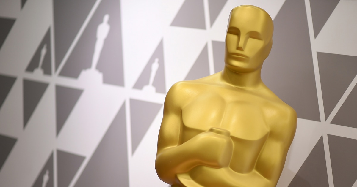 It's just a picture of Satisfactory Oscar Nominations 2020 Printable List