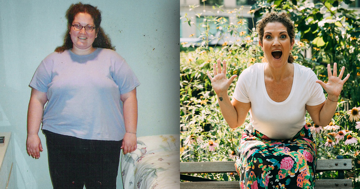 Woman who lost 175 pounds shares how she broke her sugar addiction