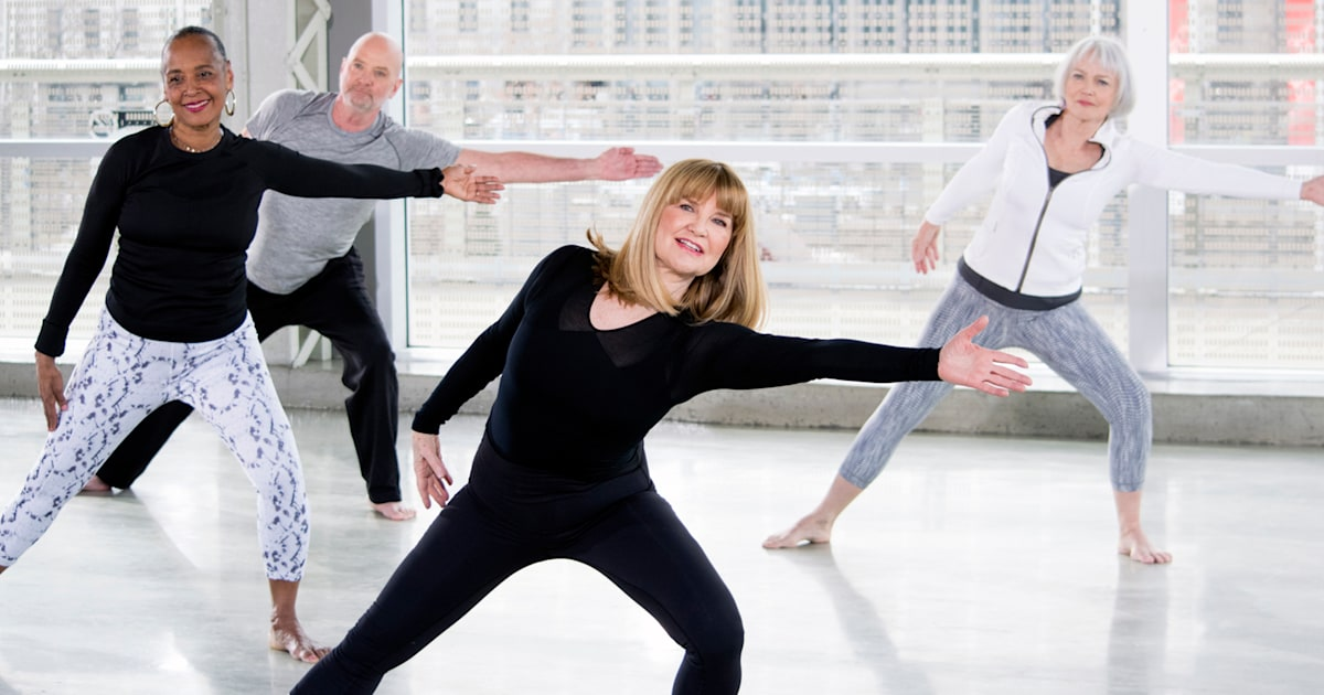 Longevity expert, 70, reveals how to 'age backwards' with exercise