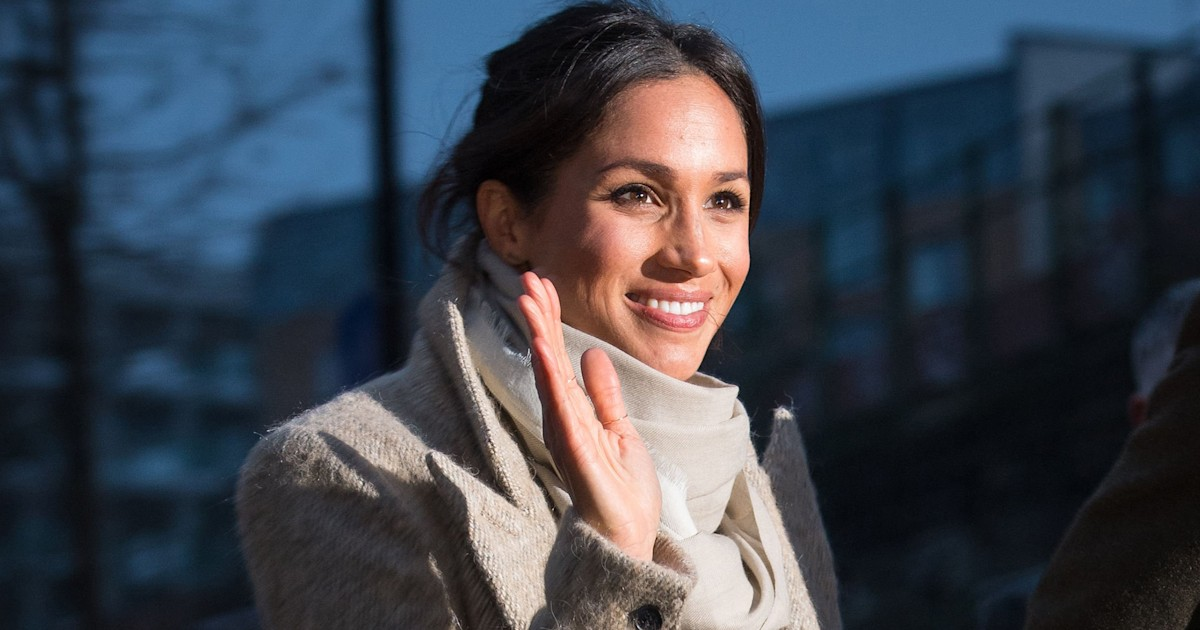 New photos of Meghan Markle in Canada after eventful week for the royals