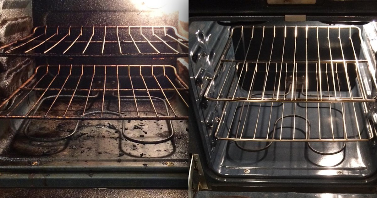 This $6 foam cleaner will make your oven look brand new