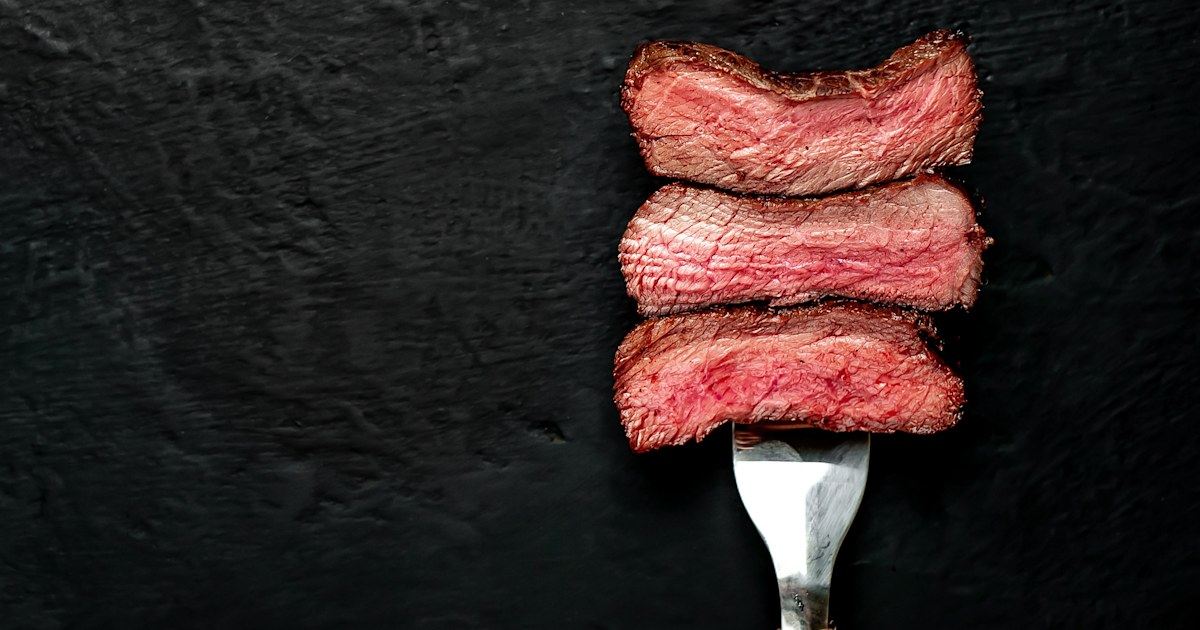 This is the best way to cook steak, from rare to well-done