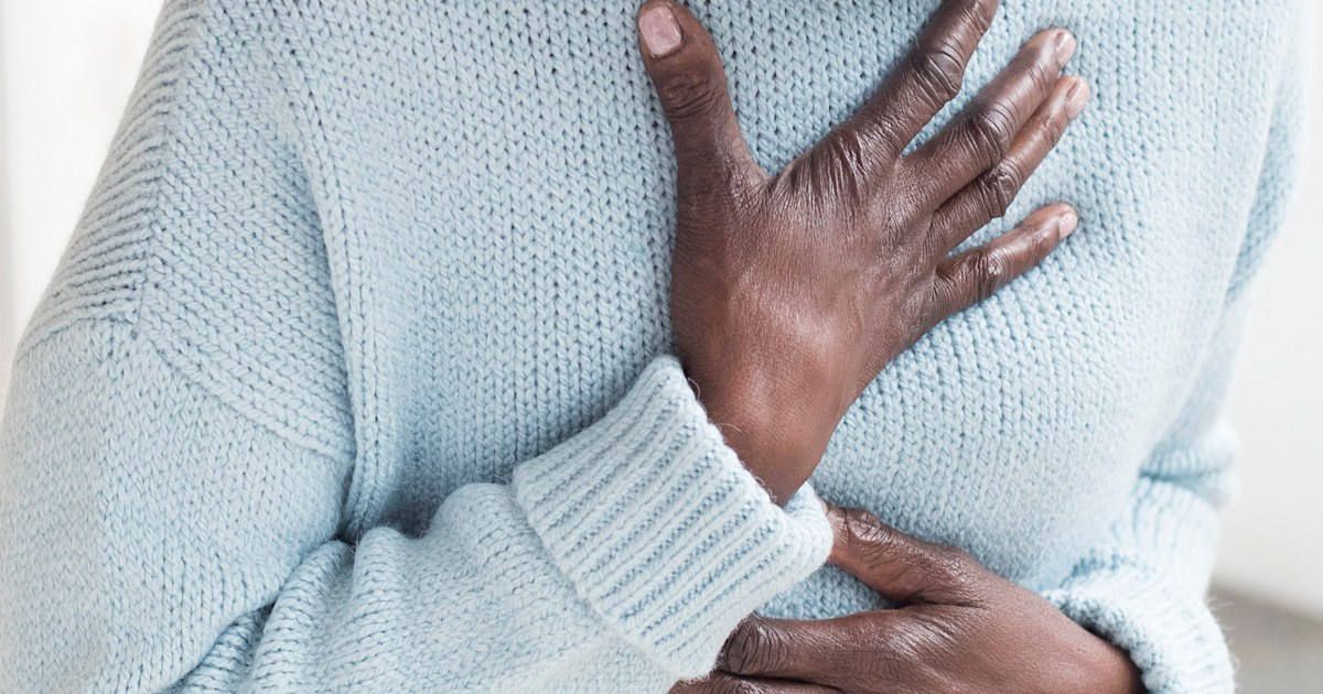 5 heart attack warnings you shouldn't ignore