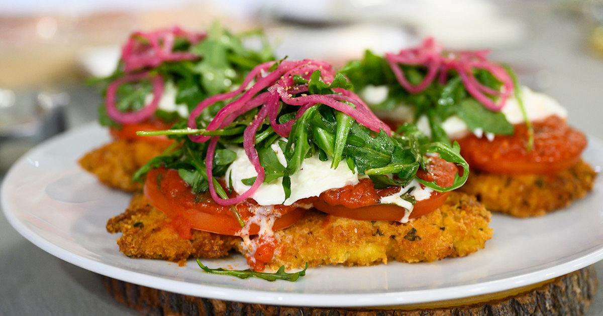 How to make Italian favorites like chicken Parm and tiramisu even better
