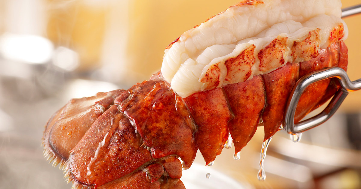 How To Cook Lobster Tail Grilled Lobster Tail Broiled Lobster Tail