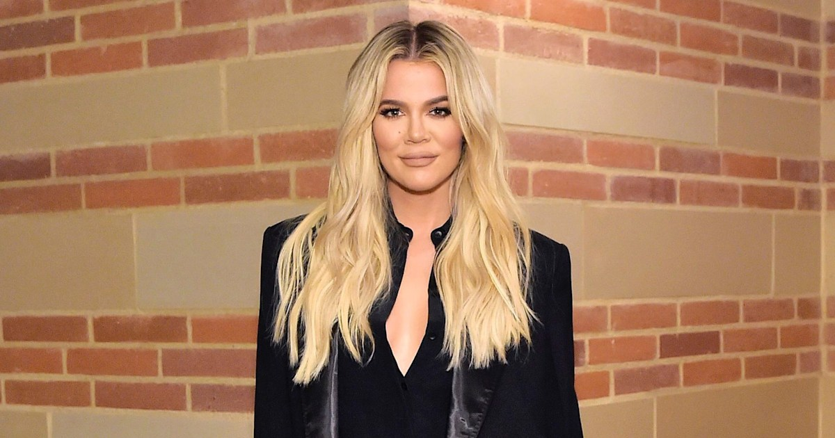 Khloe kardashian hair today main 200210 19bfd091c9ff4387524ebce7dd90a229 social share 1200x630 center Fans love this unedited bikini pic of Khloe Kardashian So why is it being taken down 8211 Today com