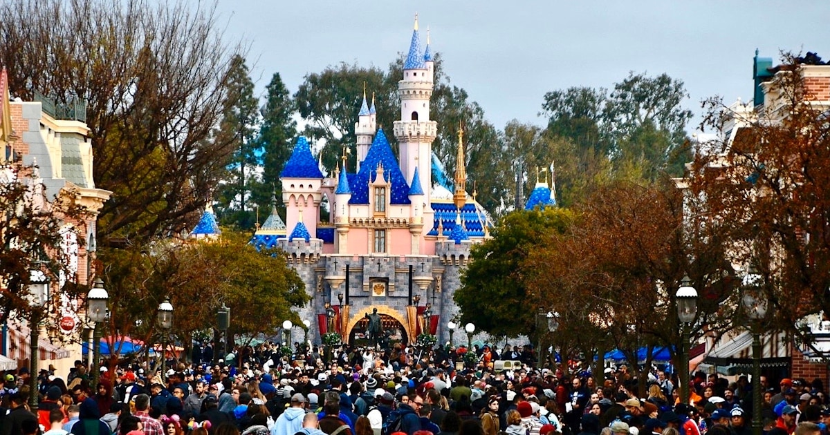 Disneyland hikes some ticket prices to more than $200 per day during peak times