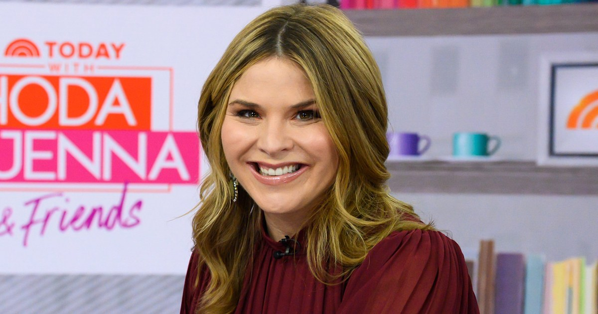Jenna Bush Hager talks about the biggest misconceptions of being a first daughter
