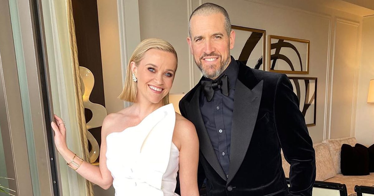 See how Reese Witherspoon, Nicole Kidman, more stars celebrated Valentine's Day