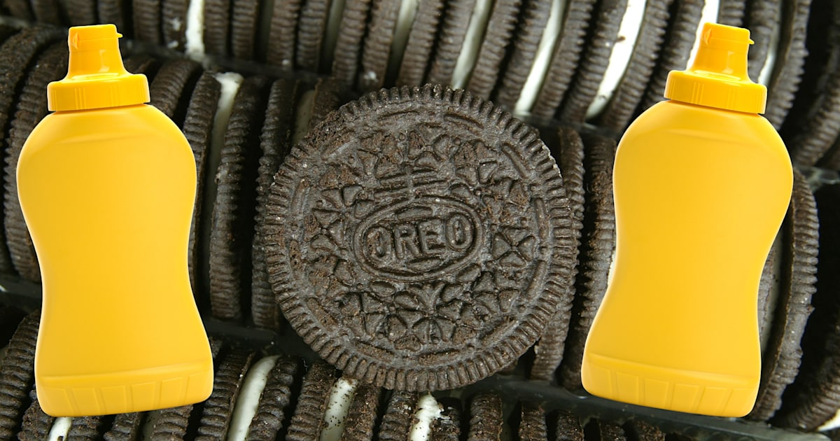 Mustard on Oreos? Answer to crossword leaves cookie lovers puzzled