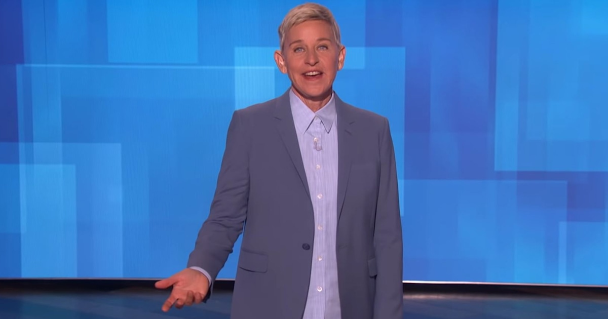 Ellen DeGeneres weighs in on reclined airplane seat debate: 'Act like an adult'
