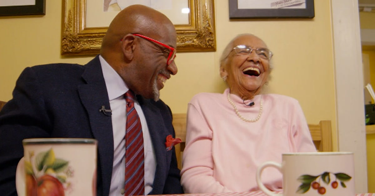 This 103-year-old woman still helps run the pie shop she opened nearly 70 years ago