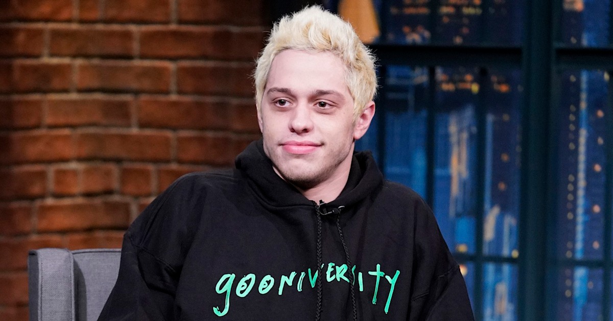 Pete Davidson says 'I'm always depressed, all the time' in candid new interview