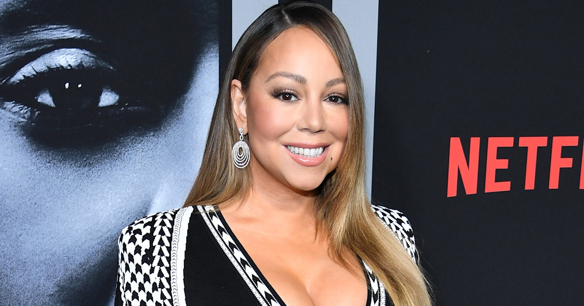 Watch Mariah Carey help her daughter with the 'High Note Challenge'