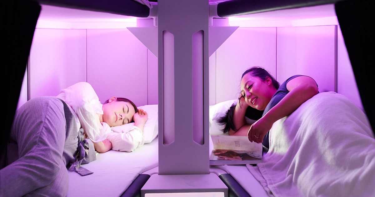 Want to lie flat in economy class? This airline is making it possible