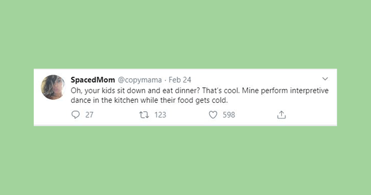 The 20 funniest parents on social media this week