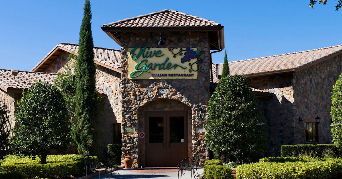 Olive Garden manager fired after complying with 'racist' customer's request