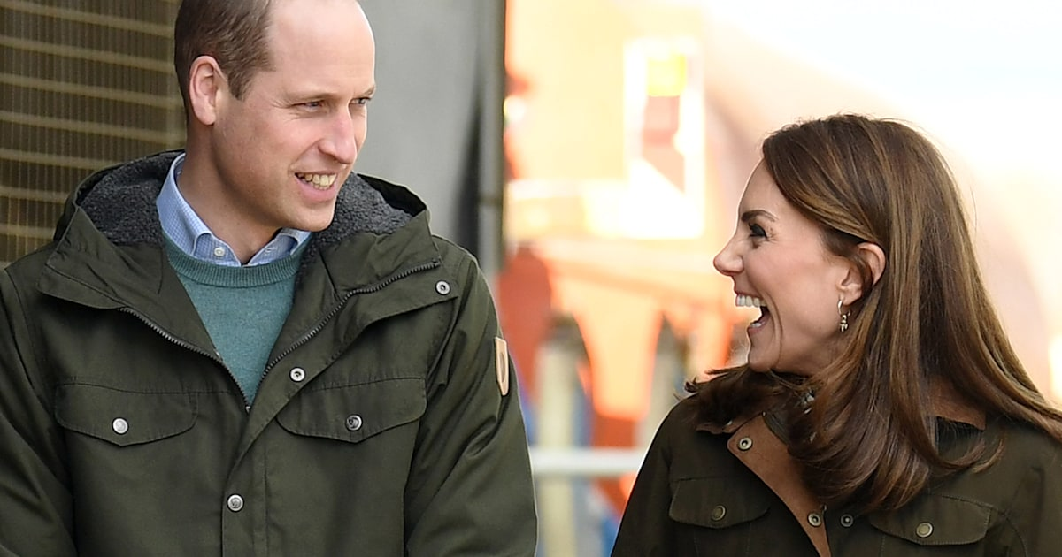 Prince William and Kate Middleton post romantic photo from Ireland trip