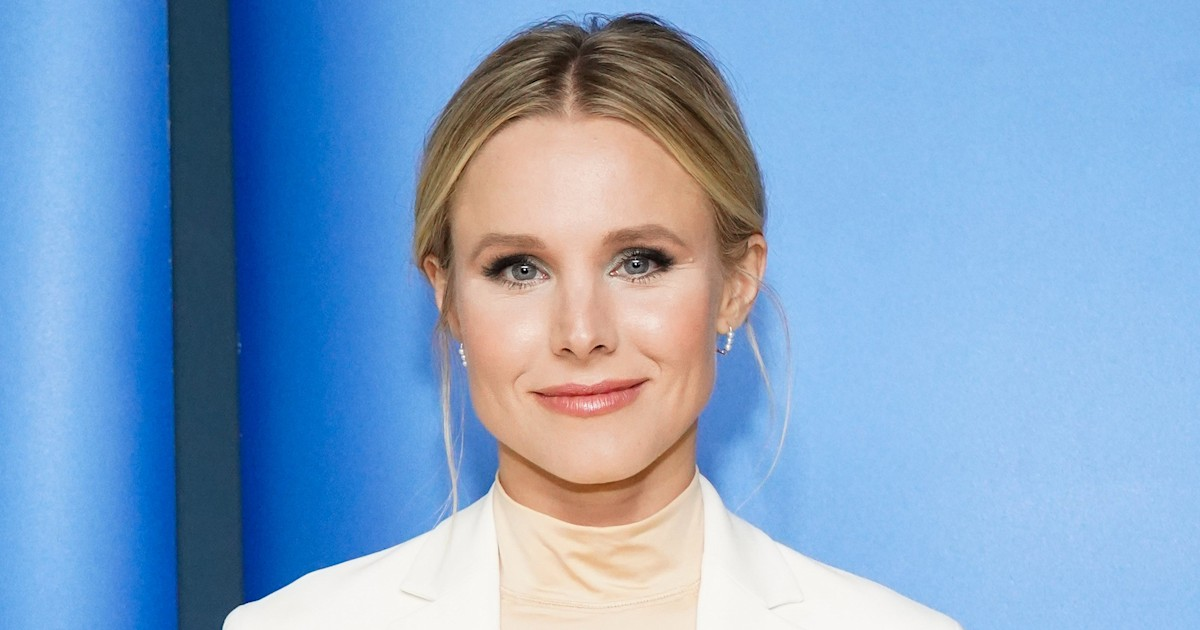 Kristen Bell defends 5-year-old daughter wearing diapers: 'Everyone is different'