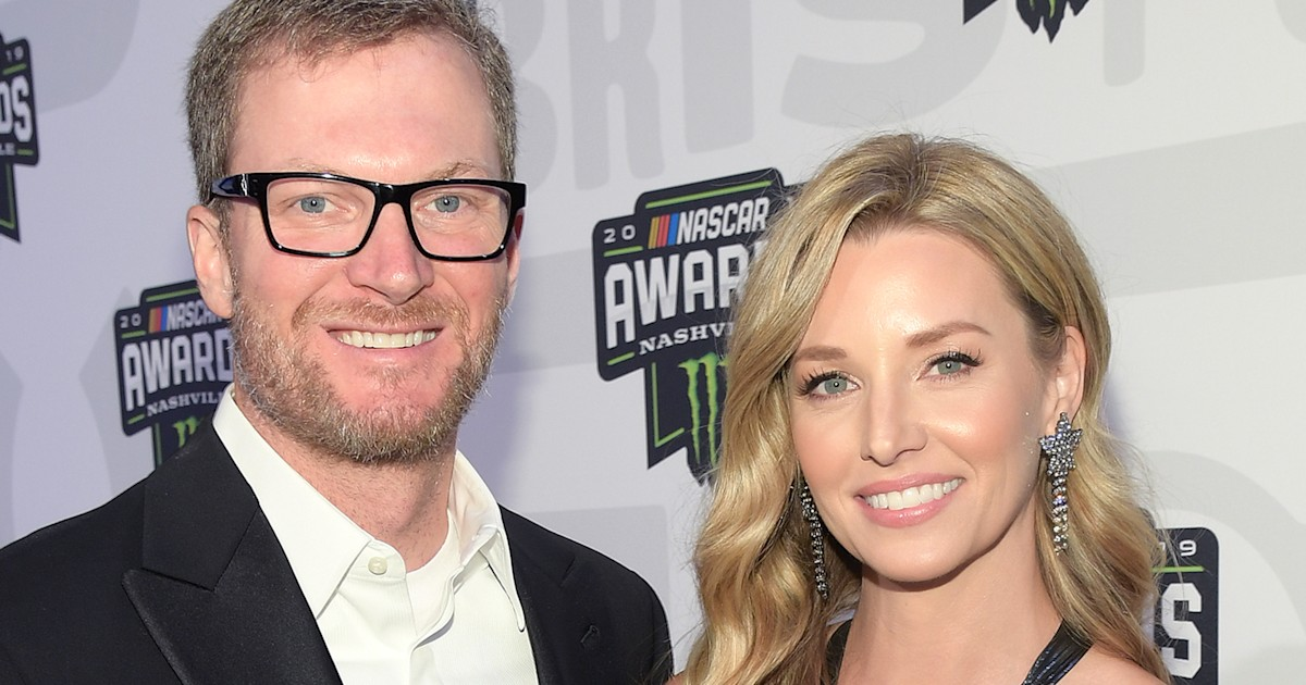'What?!': Watch the sweet moment Dale Earnhardt Jr. learns his wife is pregnant