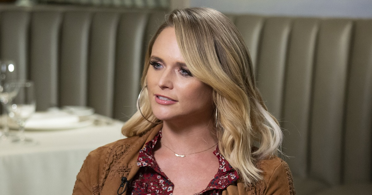 Miranda Lambert breaks silence on life in quarantine: 'My anxiety is through the roof'