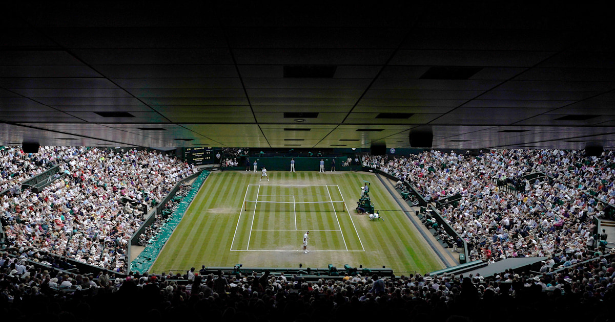 Wimbledon canceled for 1st time since WWII because of coronavirus