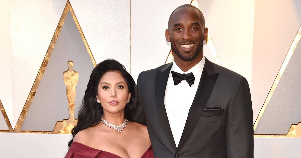 Vanessa and Natalia Bryant react to Kobe Bryant's Hall of Fame induction