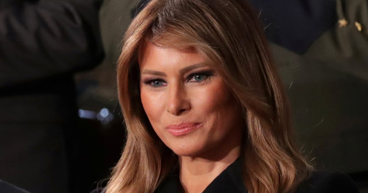Melania Trump urges Americans to wear face coverings, take social distancing 'seriously'