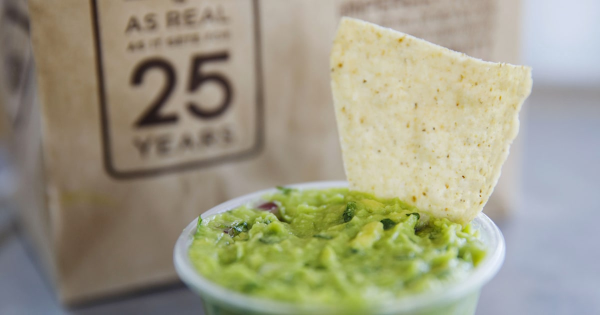 Chipotle finally shows fan exactly how to make its guacamole