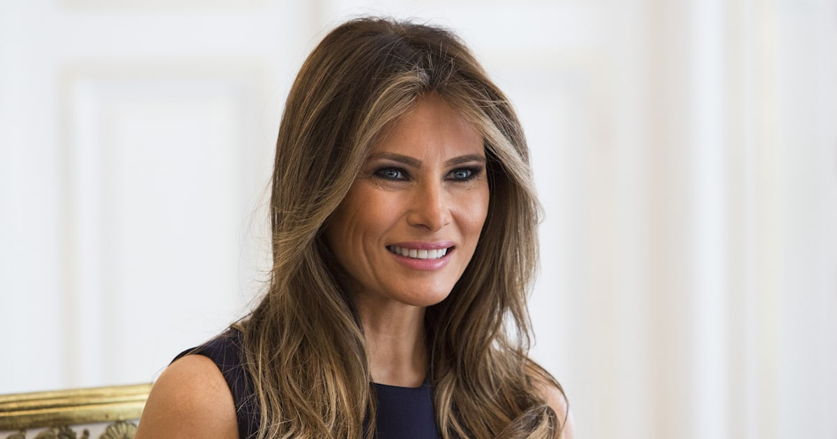 "First lady Melania Trump says she's ""feeling good"" and continuing to rest following coronavirus diagnosis"