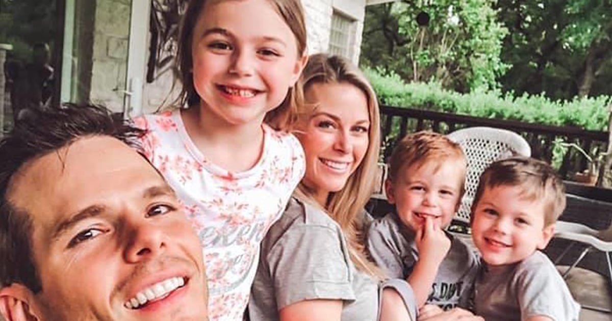 Granger Smith's wife, Amber, shares family photo taken before son's death
