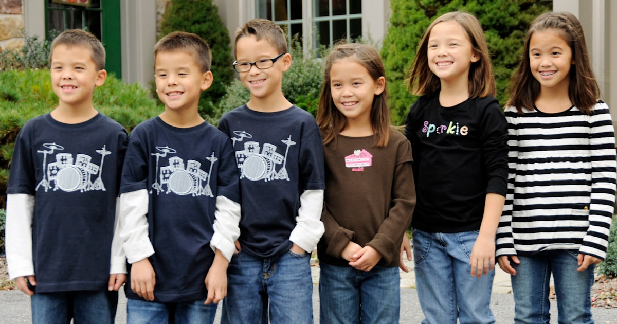 Kate and Jon Gosselin share tributes as their sextuplets turn 16