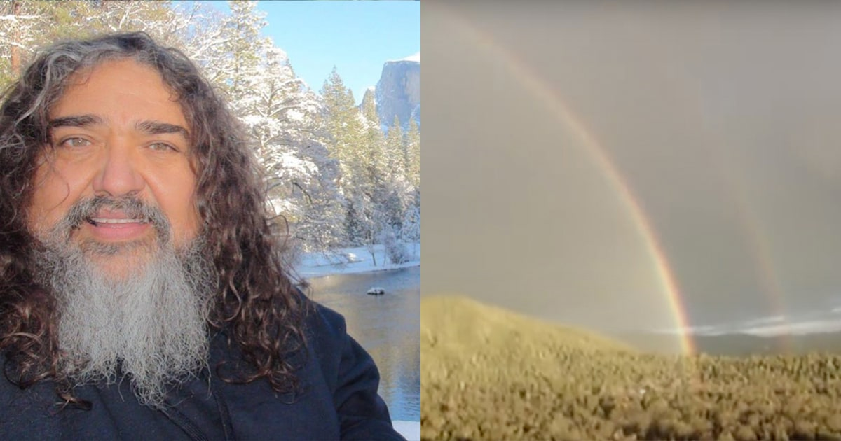 Paul Vasquez, who marveled at 'Double Rainbow' in early viral video, dies at 57