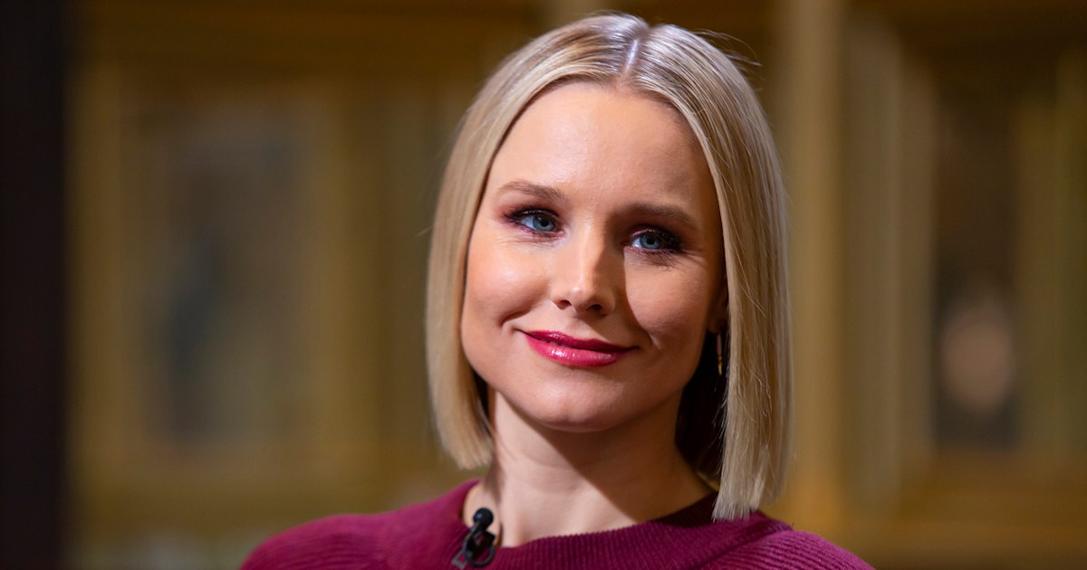 Kristen Bell says her 5-year-old daughter still wears diapers