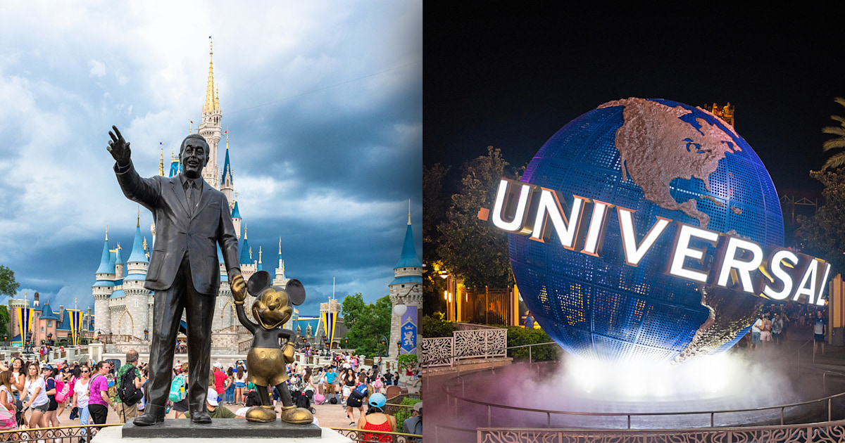 See the reopening plans for Disney, Universal and other theme parks