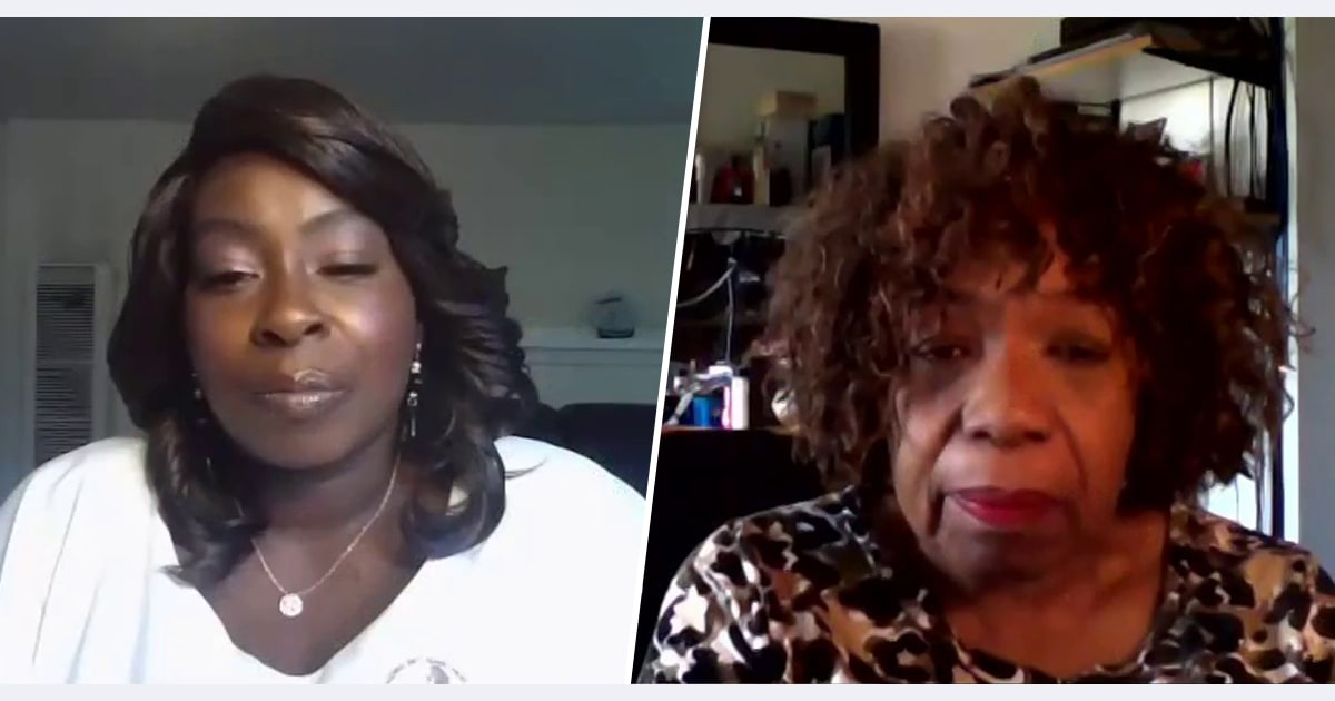 Mothers of Eric Garner and Stephon Clark speak out in wake of George Floyd's death