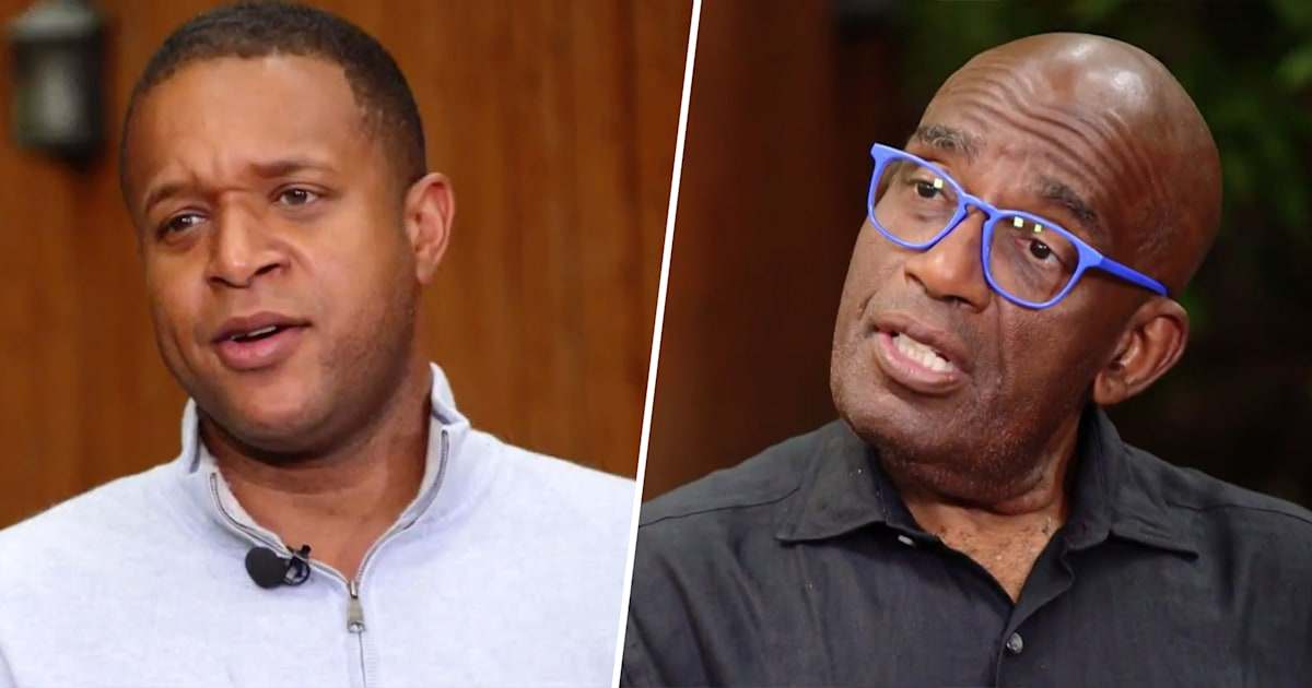 Al Roker and Craig Melvin talk about black fatherhood and raising sons