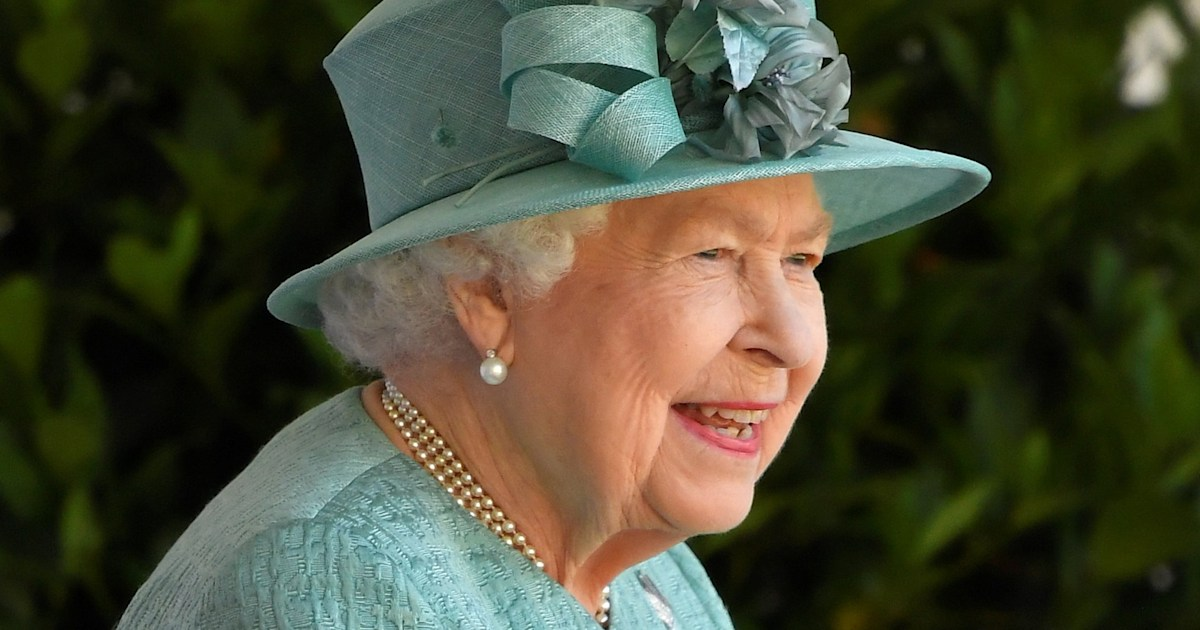 Queen Elizabeths 94th birthday: Royal family shares home