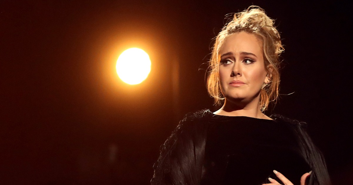 Adele Makes Appearance On 3rd Anniversary Of Grenfell