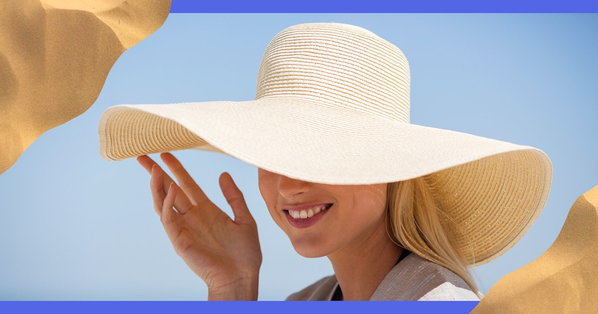 15 protective sun hats that are surprisingly stylish