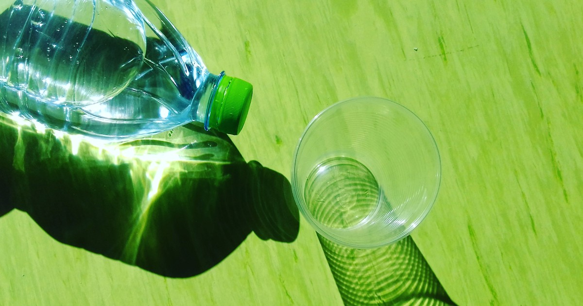 Are you dehydrated? 9 signs to watch out for
