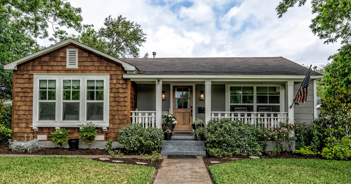 The famous 'Baker House' from 'Fixer Upper' is for sale! Take a look inside
