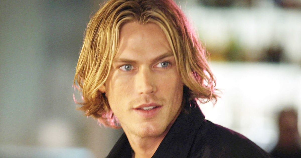 'Sex and the City' star Jason Lewis looks totally different in new interview