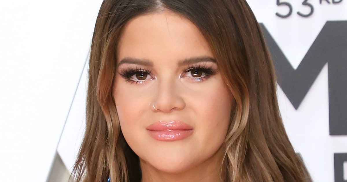 New mom Maren Morris responds to backlash over pic of her holding son on pool float