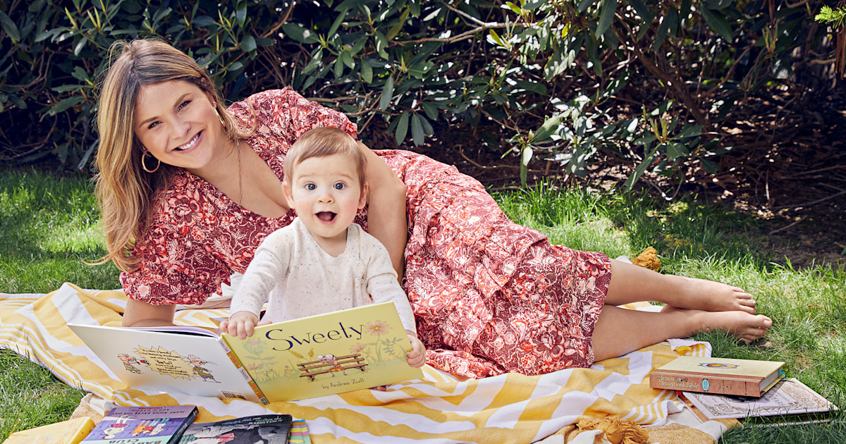 See Jenna Bush Hager and her kids shine in new issue of Parents magazine
