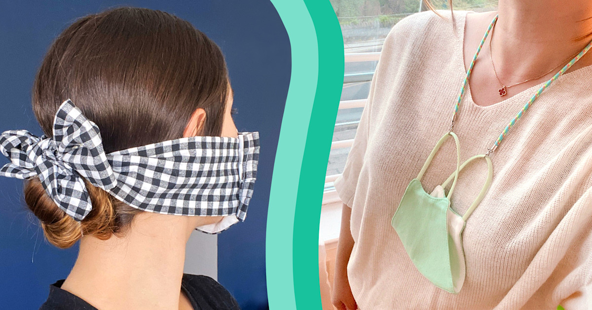 This face mask accessory trend is taking over Instagram — and experts approve