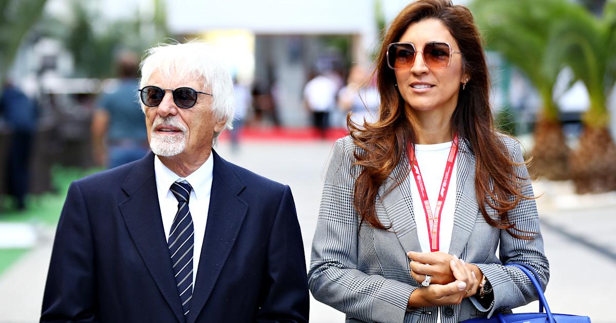 Billionaire Bernie Ecclestone is a dad again at age 89